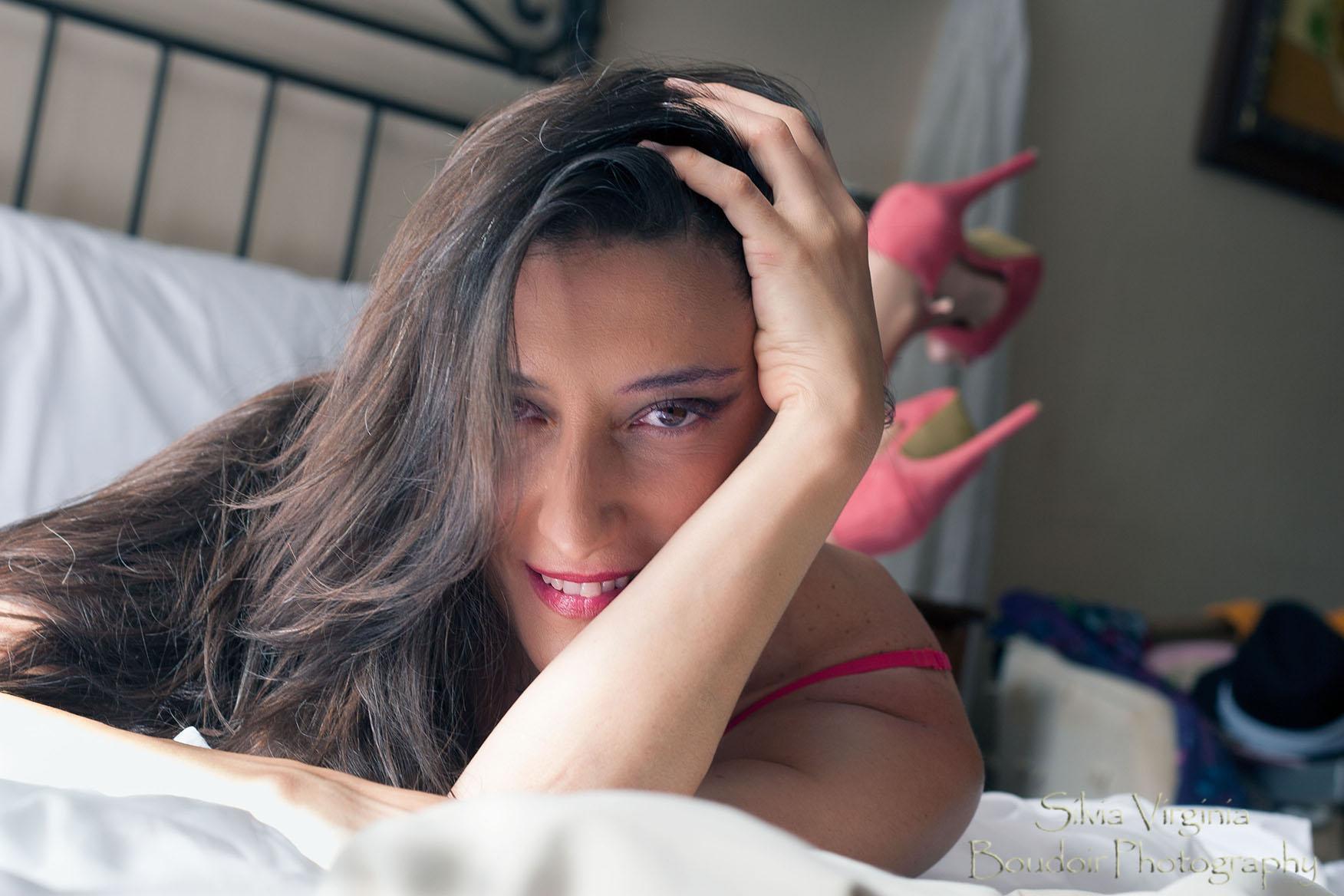 Boudoir Photography-El retorno de Lilith