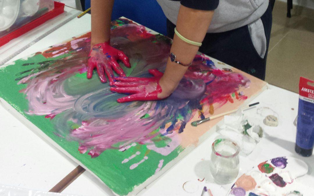 Campamento artístico. Eres artista….y lo sabes!! Del 16 al 20 Julio 18