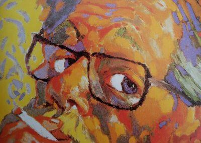 Curso intensivo de retrato _dibujo y pintura 6-7 de Julio y 20-21 Julio