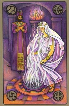 Symbolon Oracle Tarot - 62