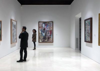 6_Interior Museo Picasso_Málaga (1)